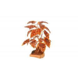 """Янтарное дерево """"2 ветки"""""""