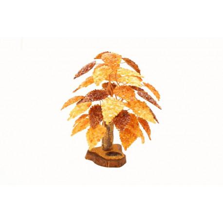 """Янтарное дерево """"5 ветки"""""""
