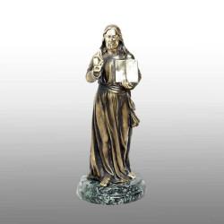 """Бронзовая статуэтка """"Иисус Христос"""""""
