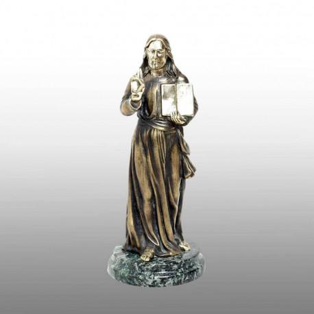 """Бронзовая статуэтка """"Иисус"""""""