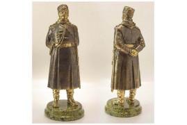 """Бронзовая статуэтка """"Городовой"""""""