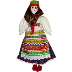 Кукла славянская Сударушка (высота 50 см.)