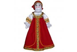 Кукла славянская Аленушка (высота 50 см.)