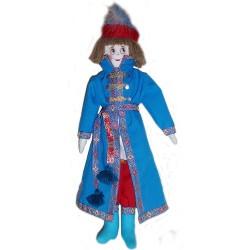 Кукла славянская Елисей (высота 50 см.)
