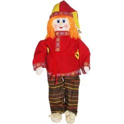 Кукла славянская Петрушка (высота 50 см.)