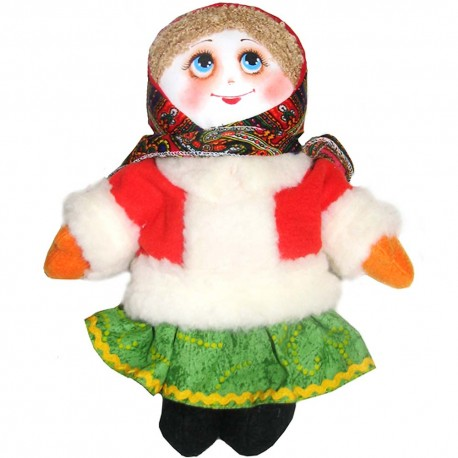 Кукла славянская Забава (высота 32 см.)