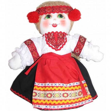 Кукла славянская Ворожея (высота 32 см.)