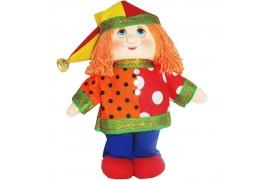 Кукла славянская Петрушка (высота 35 см.)
