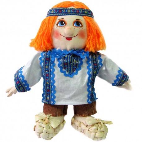 Кукла славянская Степан (высота 28 см.)