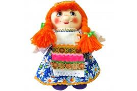 Кукла славянская Настюша (высота 26 см.)