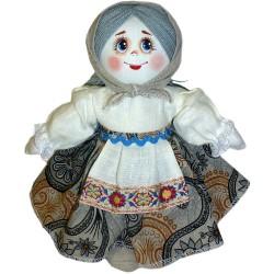 Кукла славянская Машенька (высота 19 см.)