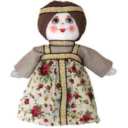 Кукла славянская Поленька (высота 21 см.)