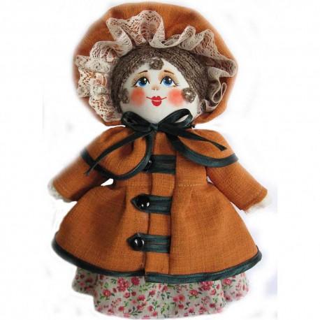 Кукла славянская Сонечка (высота 25 см.)