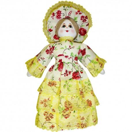 Кукла славянская Лизонька (высота 34 см.)