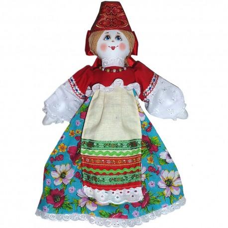 Кукла славянская Феодора (высота 34 см.)