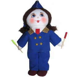 Кукла славянская Проводница (высота 28 см.)
