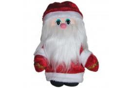 Игрушка мягкая Дед Мороз (высота 20 см.)