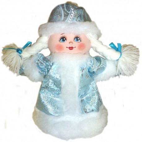 Игрушка мягкая Снегурочка (высота 26 см.)