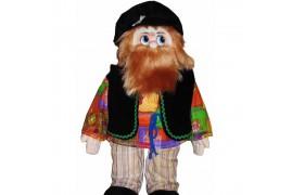 Кукла славянская Похомыч (высота 56 см.)
